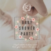 """Baby Shower Party"" pasiūlymas"