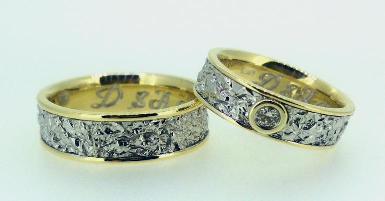 Dėmesio! 20% nuolaida vestuvinių žiedų gamybai